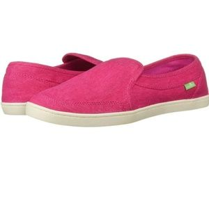Sanuk Lil Pair o Dice shoes new with tags